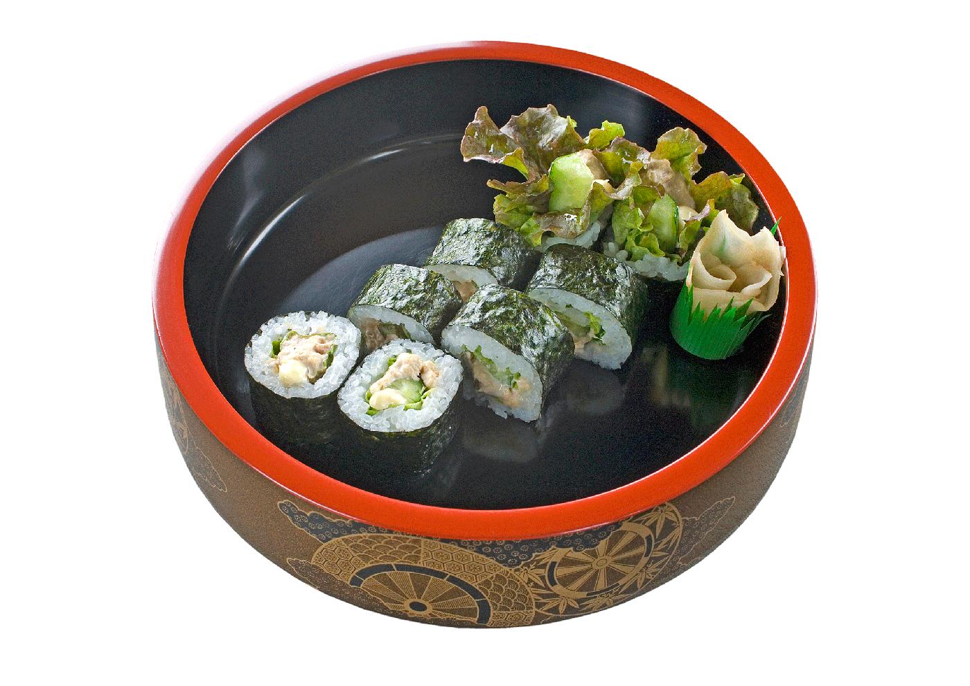 サラダ中巻(ツナマヨ)