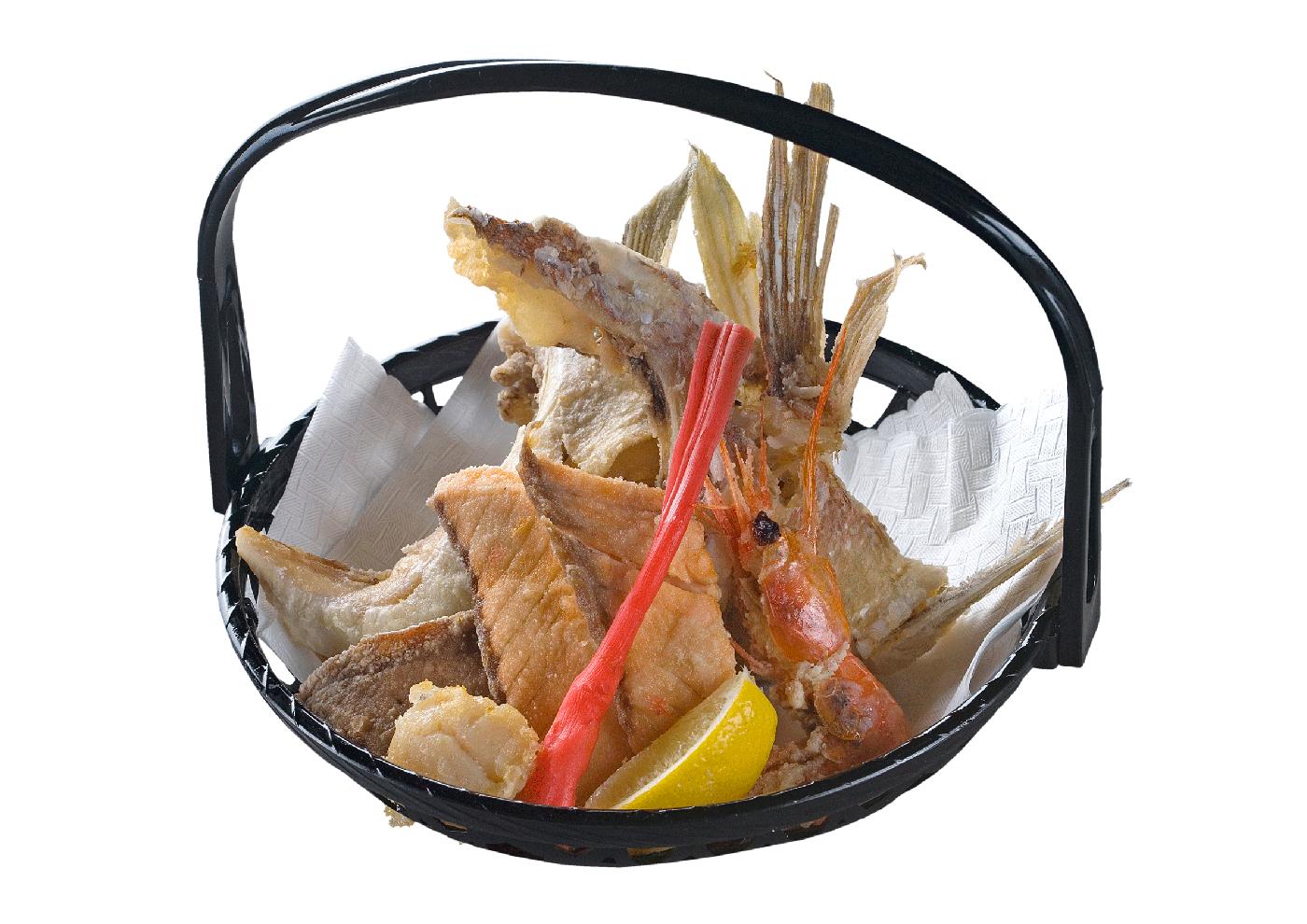 漁師の唐揚げ