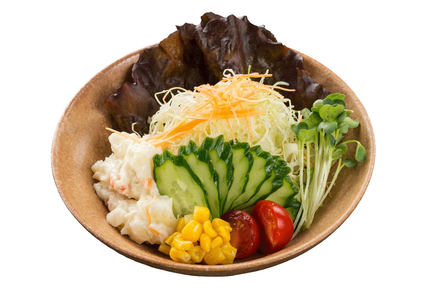 野菜サラダ1人前